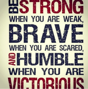 BeStrongBeHumble