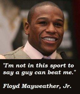 FloydMayweatherJr