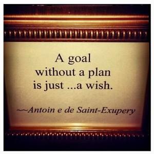 Goals-plan