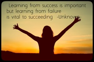 Learningfromfailure