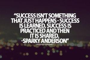 SuccessIsShared