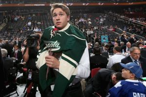 The NHL Draft attracts very low attendance figures compared to the NFL and NBA Drafts.