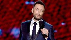 Joel McHale hosted the 23rd ESPY's and took a number of digs on the world's top athletes in his opening monologue.