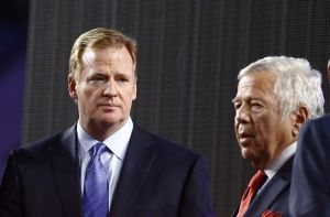 Robert Kraft, the Owner of the New England Patriots, and Roger Goodell have had a number of disagreements over the years. Kraft and the Patriots feel as though their on-field success may have led Goodell to unjustly place a four game suspension on their star quarterback.
