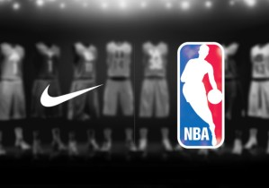 Nike and the NBA agreed on a league wide partnership worth about $1 billion last month that will make Nike the official jersey provider.
