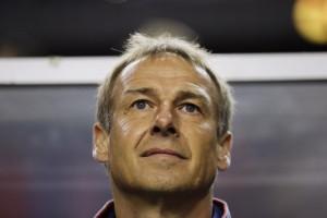 Coach Jurgen Klinsmann was the coveted man for the US Men's National Team head coaching job.