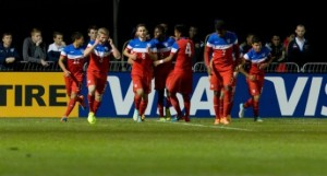 The US U17 MNT failed to record a win in the qualifying round of the 2015 U17 World Cup in Chile.