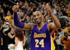 Kobe Bryant said good bye to the Los Angeles faithful, after completing his 20th and final NBA season on Wednesday night. He went on to score 60 points on 22-50 shooting.