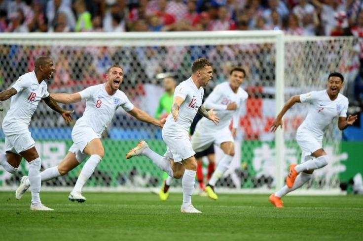 Trippier England Goal