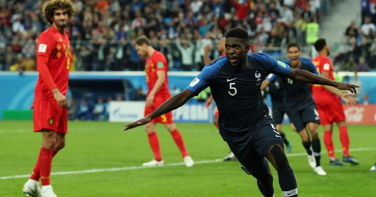 World-Cup-Semi-Final-France-v-Belgium